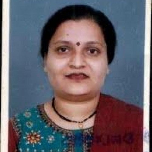 Prof Tejal Upadhyay's photo