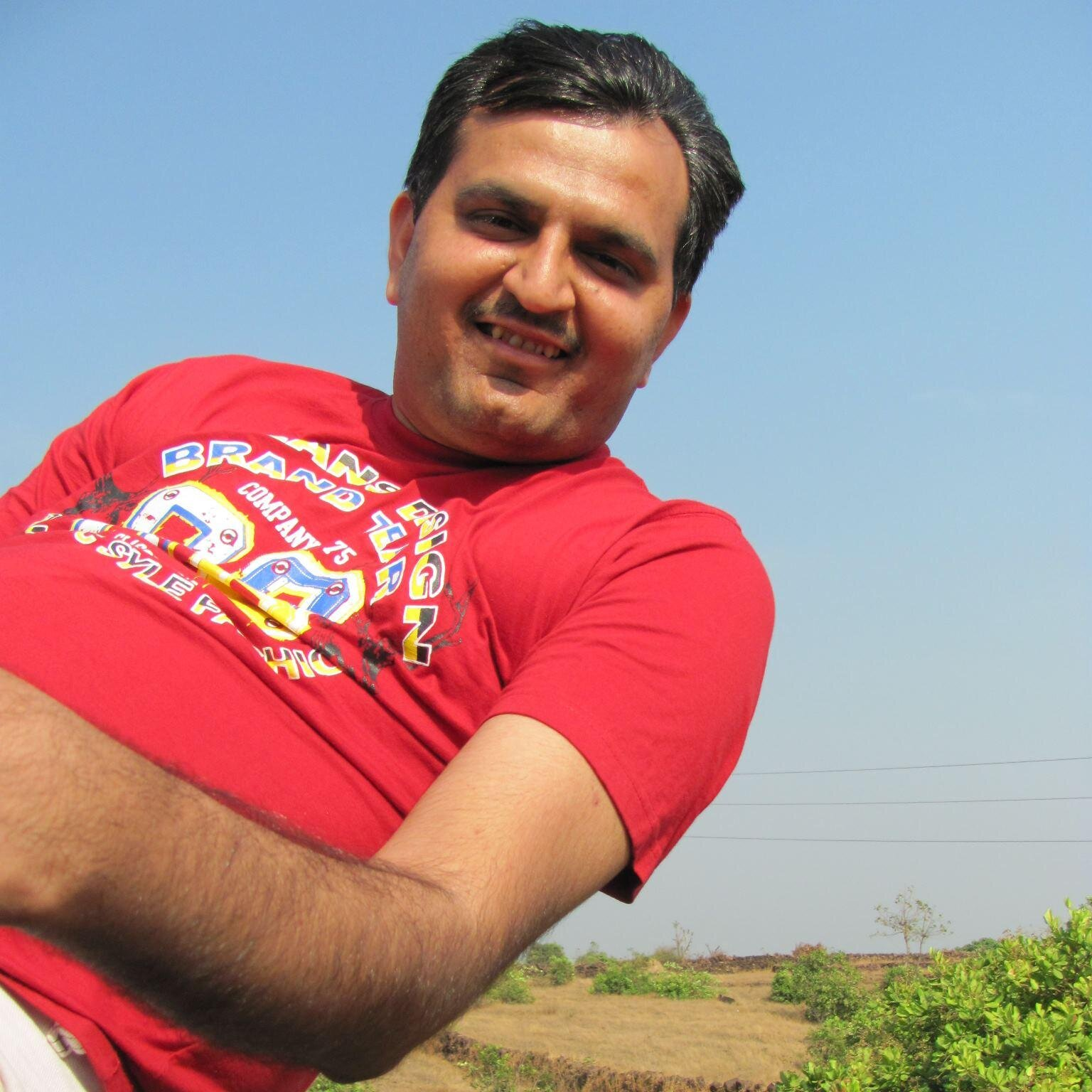 Mehul Rughani's photo