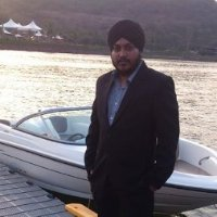 Maninder Singh Kohli's photo